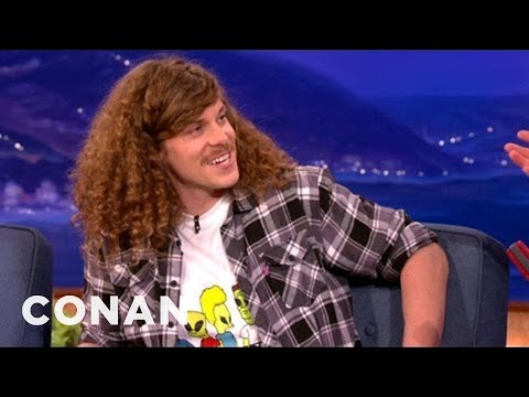 Blake Anderson's Showbiz Start Was In Backyard Wrestling - CONAN on TBS