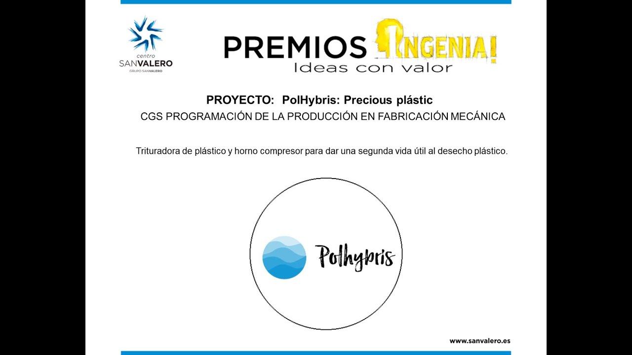 XIII Premios Ingenia! 2019-2020