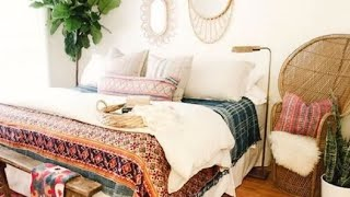 Discover 25 Easy Ways To Decorate Bohemian Bedroom | Interior Design