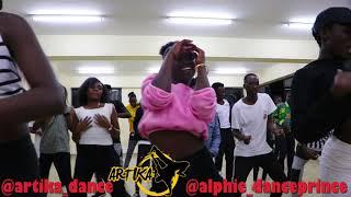 JOE BOY BABY DANCE COVER(ARTIKA DANCE CLASS)