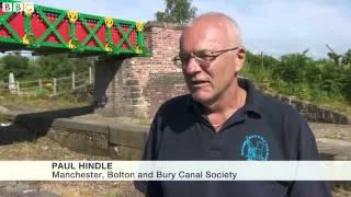 BBC News Hidden Waterways: Britain's Lost Canals