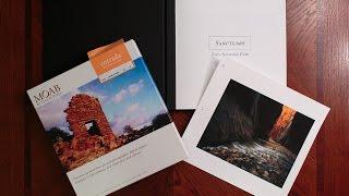How To Print A Moab Photo Portfolio Book
