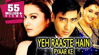 Yeh Raaste Hain Pyaar Ke (2001) Full Hindi Movie | Ajay Devgan, Madhuri Dixit, Preity Zinta