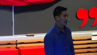 No excuses, no regrets - the desert & mountains that changed my life: Chris Dare at TEDxTerryTalks