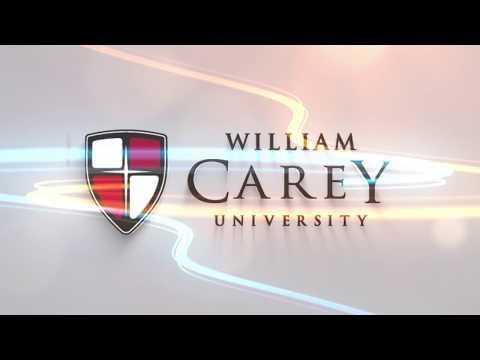 William Carey University - video