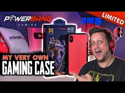 MY OWN GAMING PHONE CASE - THE 'REAL' PB SPECIAL!