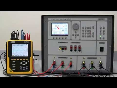 M133C Power and Energy Calibrator
