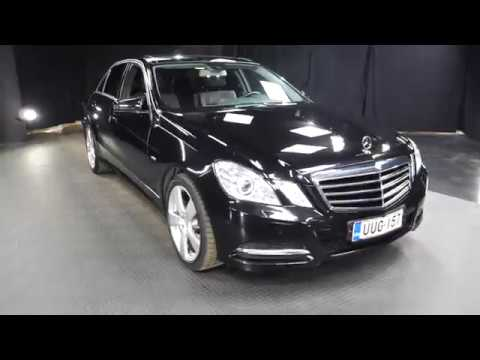 Mercedes-Benz E 250 CDI BE 4Matic A, Sedan, Automaatti, Diesel, Neliveto, UUG-157