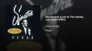 Monologue (Live At The Sands, Las Vegas/1961)