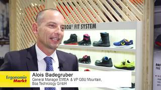 Neu in der ERGONOMIEMARKT-Mediathek: Boa Technology Teil 1
