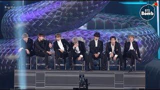 [BANGTAN BOMB] 'Dionysus' Special Stage (BTS focus) @ 2019 MAMA - BTS (방탄소년단)