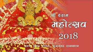 Shyam Mahotsav 2018 Shyam Shakha Mandal Sujangarh, Rajasthan