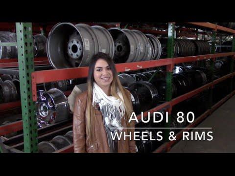 Factory Original Audi 80 Wheels & Audi 80 Rims – OriginalWheels.com