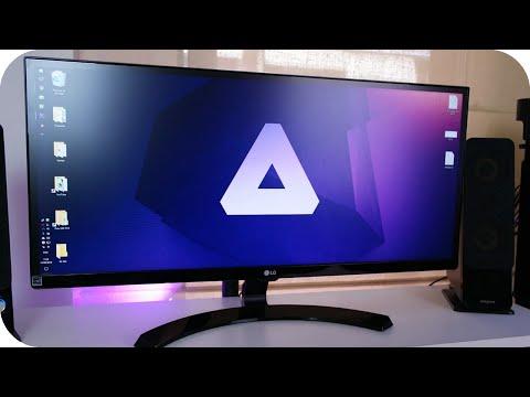 Monitor LG 29UM68 ultra panorámico FreeSync análisis español  pc gamer ultrawide unboxme