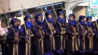 preview picture of video 'Moros i Cristians, Altea 2014'