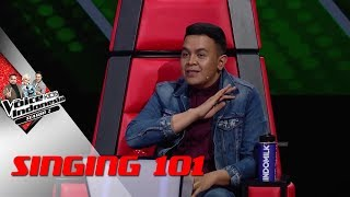 PERCAYA DIRI SAJA TIDAK CUKUP! Part 2 | Singing 101 | The Voice Kids Indonesia S2 GTV 2017