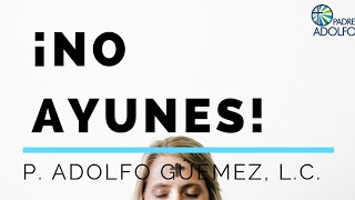 Cuaresma Godly 2019: ¡No ayunes!