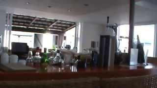 preview picture of video 'Mauritius Hotel Le Recif Attitude Pointe Aux Piments Mauritius Bar Rezeption Halle Strand Sitzecke'