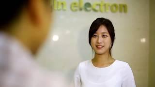 아진일렉트론 기업홍보영상