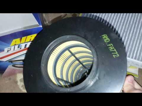Фильтр маслянный, фильтр салонный, фильтр воздушный, масло Ford Formula.