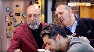 Cüneyt Asan Ve Adnan Şahin'in Konuk Olduğu Hazer Amani'nin Sunduğu Şeflerin Dünyası Programı