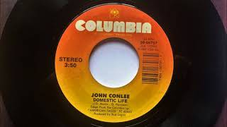 Domestic Life , John Conlee , 1987