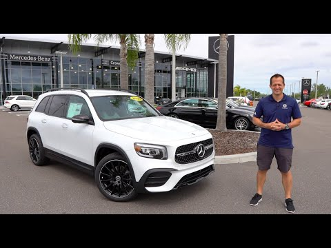 External Review Video PS4JKwlGtU8 for Mercedes-Benz GLB-Class Crossover (X247)