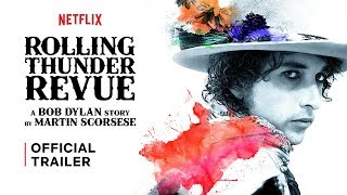 Rolling Thunder Revue: A Bob Dylan Story by Martin Scorsese (2019) Video