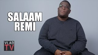 Salaam Remi on Composing Music at 3 Years Old, Producing His 1st Projects