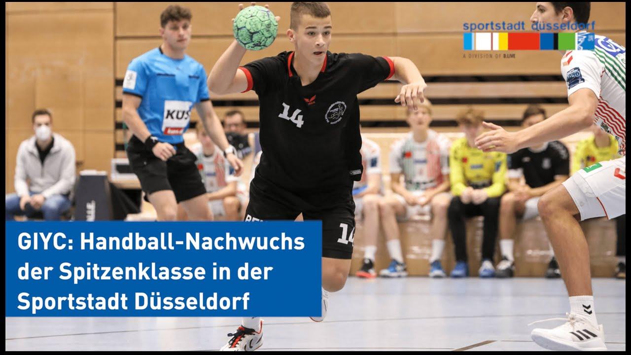 GIYC: Handball-Turnier begeistert