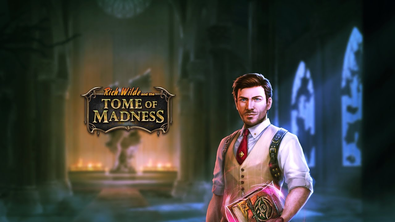 Rich Wilde: Tome Of Madness från Play'n GO