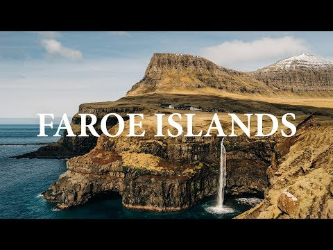 Las islas Feroe (vídeo en inglés)