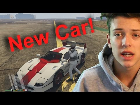 Buying The New Car In Gta 5!