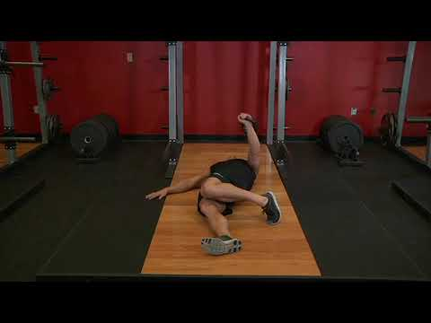 Extended Range One Arm Kettlebell Floor Press   Exercise Videos & Guides   Bodybuilding com