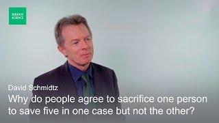 The Trolley Problem - David Schmidtz