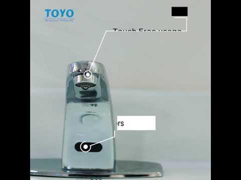 Automatic Sensor Faucets 1103