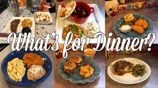 What's for Dinner?| Family Meal Ideas| February 11-17,2019