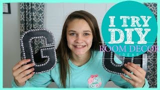 CHEER DIY | ROOM DECOR | Emma Maries World