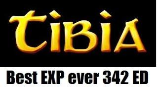 Tibia 342 ED make nice exp :). KONKURS na 50 tibia coins. Szczegoly w opisie ! :D