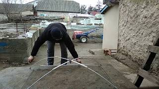Как сделать подъемник паук для рыбалки