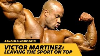 Victor Martinez: Leaving the Sport on Top | Generation Iron