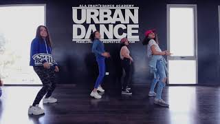 Baby Shark Trap Remix Choreography By Aliya Janell By Ala Zrafi And Jed Kitar | TEEN