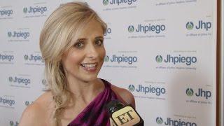 EW | Sarah Michelle Gellar on Resurrecting 'Buffy'