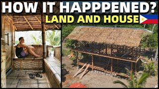#BecomingFilipino – BUYING LAND AND BUILDING HOUSE IN THE PHILIPPINES – How It Happened