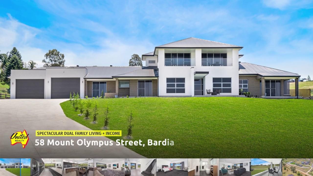 58 Mount Olympus Street Bardia 2565