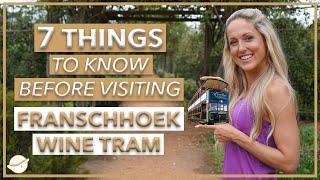 Franschhoek Wine Tram, Cape Town