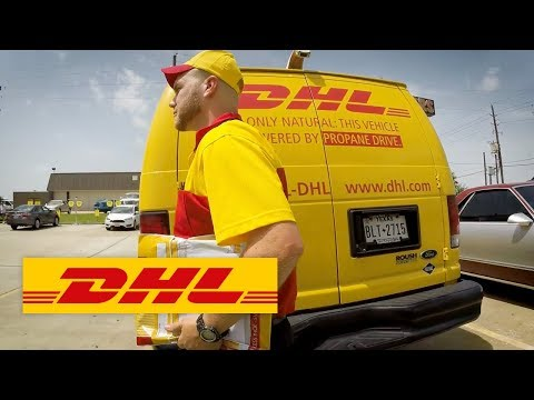 Working at DHL