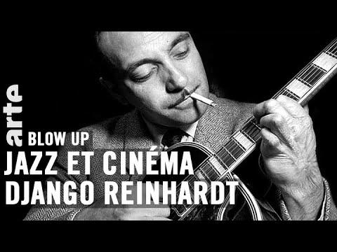 Jazz et cinéma : Django Reinhardt - Blow Up - ARTE