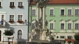 preview picture of video 'Podyjí léto 2007 - Pálava (2. část - zámek Lednice, Valtice a Mikulov)'