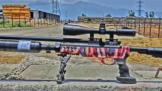 .30 Americana INTRO:  Custom Built Air Rifle